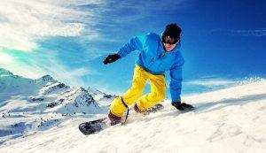 Las mejores chaquetas de snowboard