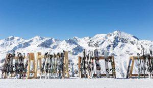 Los mejores soportes de pared para esquís y tablas de snowboard