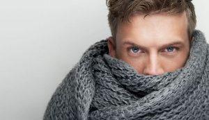 Las mejores bufandas para hombres