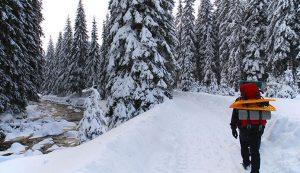 Las mejores mochilas para esquiar