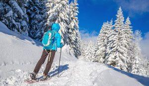 Las mejores botas para caminar con raquetas de nieve