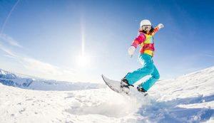 Los mejores cascos de Snowboard