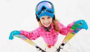 Los mejores guantes de esquí para niños