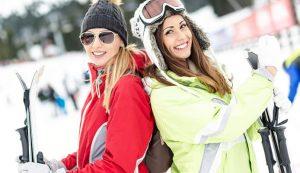 Las mejores chaquetas de esquí para mujeres