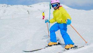 Las mejores botas de esquí para niños