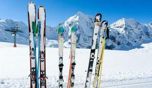Los mejores polos de esquí