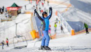 Los mejores esquís para principiantes