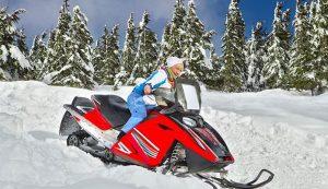 Las mejores rampas para motos de nieve